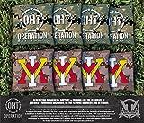 NCAA Virginia Military Institute Keydets Unisex 314020Cornhole Bag Set (Corn Filled), Multicolor, One Size