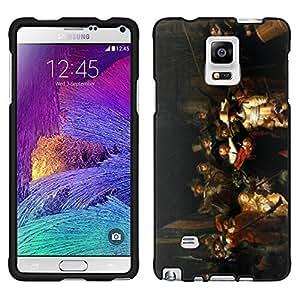 Samsung Galaxy Note 4 Rembrandt The Nightwatch Case