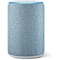Nuevo Echo (3ra generación) - Bocina inteligente con Alexa - Azul