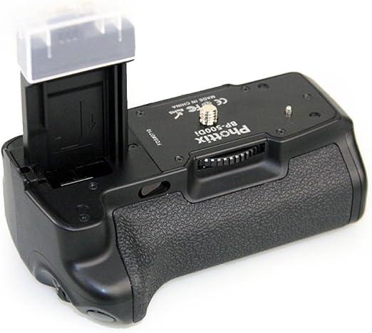Phottix BG-500D - Empuñadura para cámaras Digitales Canon 500D ...