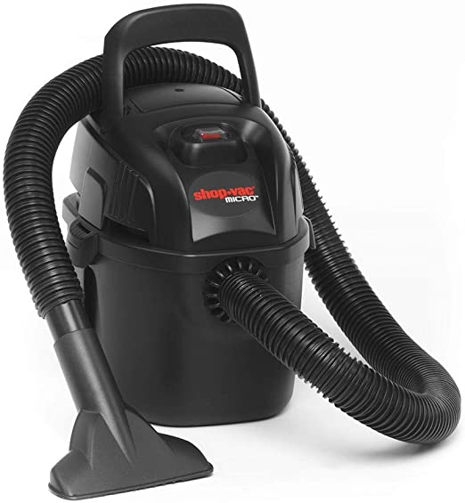 Shop-vac Corporation (USA) Shopvac Batería Húmedo y Aspirador en Seco, Micro 4 Recargable 2025029 Aspirador Recargable Recharge: Amazon.es: Hogar