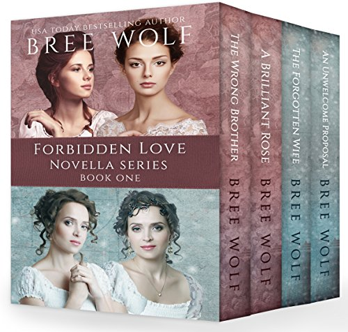 One Wolf (A Forbidden Love Novella Series Box Set One: Four Novellas in One Book)