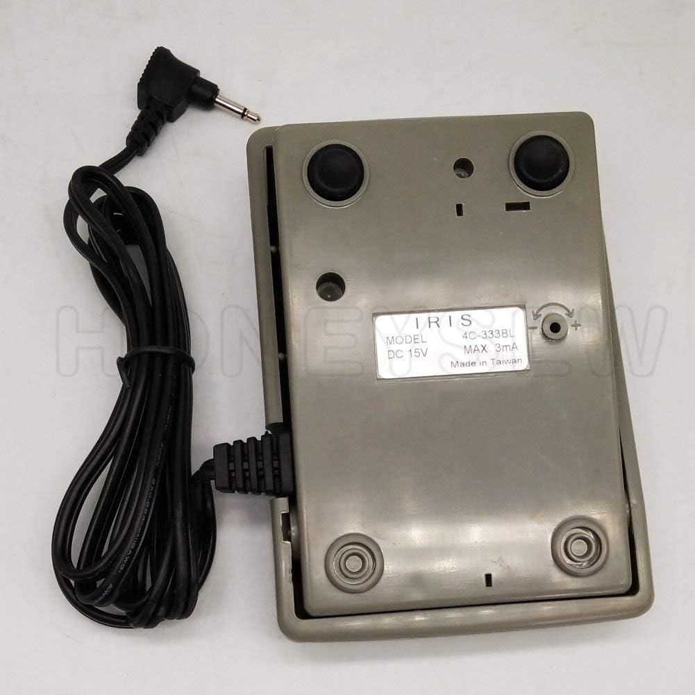 Foot Control Pedal fits Singer Quantum Futura CE-100,150,200,250,300,350 Series