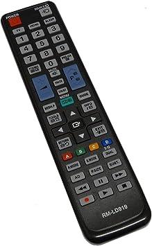 AERZETIX - DIS155 Mando a Distancia para televisor Compatible con Samsung RM-L919 C3197: Amazon.es: Electrónica