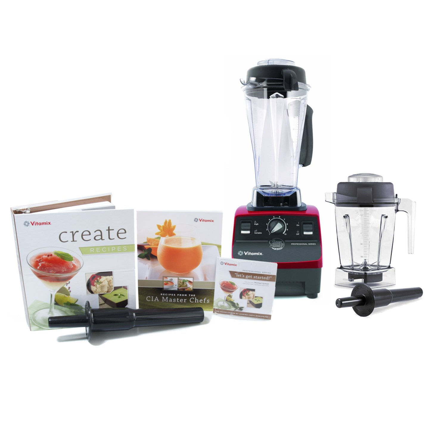 Vitamix Professional Series CIA Ruby licuadora con 64 oz Wet ...