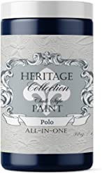 Polo, Heritage Collection All in One Chalk Style Paint (NO Wax!) (32oz)