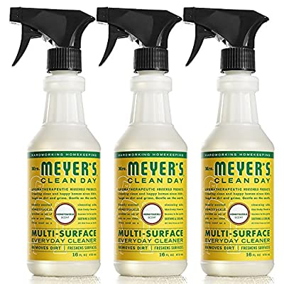 Mrs. Meyers Clean Day Multi-Surface Everyday Cleaner Honeysuckle 16 fl oz