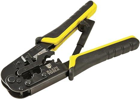 Modular Tool Plug Cutter Stripper Crimper Tool RJ45 RJ11 RJ12 Cat5 Cat6 Telecom
