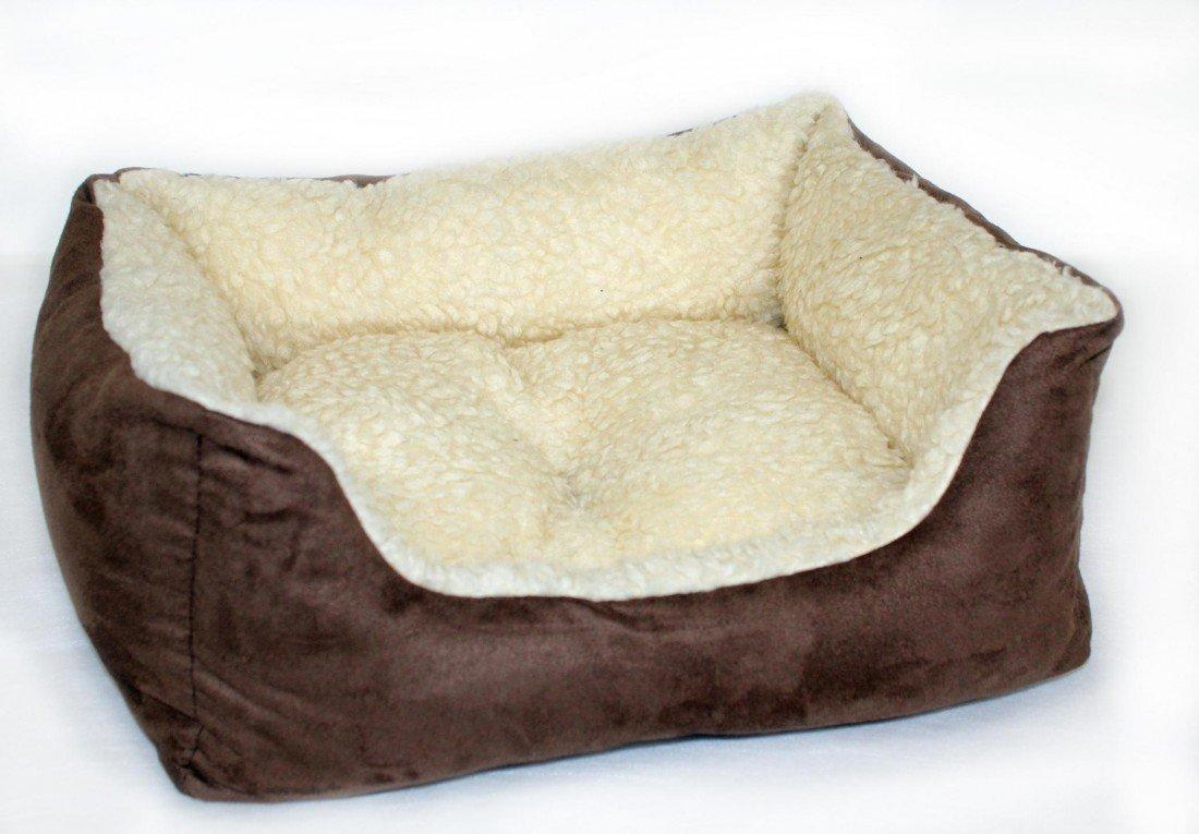 Cosipet Ltd Chelsea Kalahari Bed, Medium, 26-inch, Brown