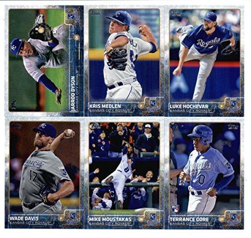 2015 Topps Baseball Team Set