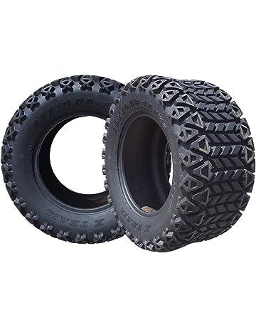 Arisun 23 X 10.5-12 Dot All-Terrain Tire for Golf Carts & AtvS