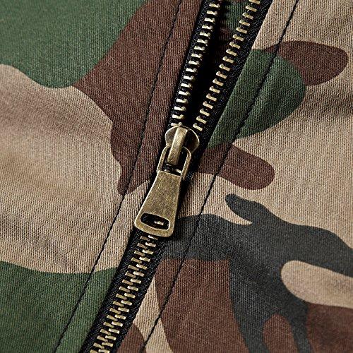 66038 E Scuro Esercito Di Gioventù Montare La In Autunno Uomini Xxl Mimetica Un Giacca Uniforme Inverno g6qFFH
