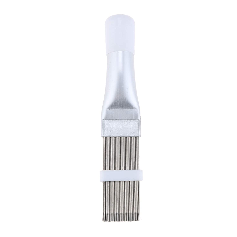 AC Condenser Fin Straightener Cleaner Evaporator Radiator Fin Cleaning Tool Air Conditioner Fin Comb