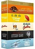 Collection de 5 films classiques Warner - Chantons sous la pluie / Citizen Kane / La mort aux trousses / Casablanca / Autant en emporte le vent