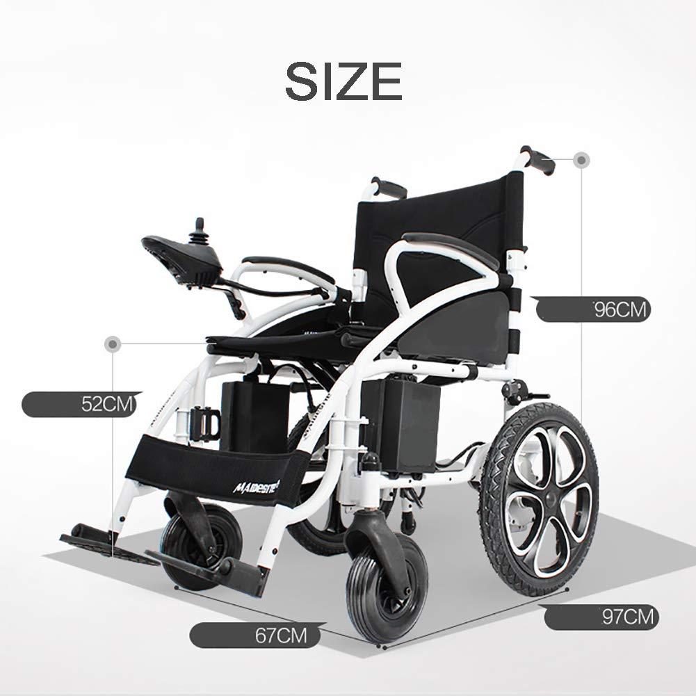 Amazon.com: SUN RDPP Medical - Silla de ruedas eléctrica ...