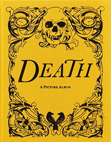 Death: A Picture Album (Acrylic Word Album Book)