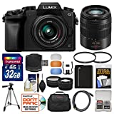 Panasonic Lumix DMC-G7 4K Wi-Fi Digital Camera & 14-42mm (Black) with...