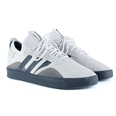 pretty nice 74410 0a48d adidas Skateboarding 3ST.001, Grey one-core Black-Footwear White, 7