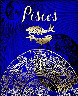 Pisces Symbol Astrology Wheel Zodiac Sign Horoscope School Comp Book
