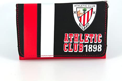 Cartera oficial Athletic Club Bilbao: Amazon.es: Juguetes y juegos