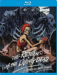 The Return Of The Living Dead (Bilingual) [Blu-ray] (B0117Q3ZQQ) | Amazon Products