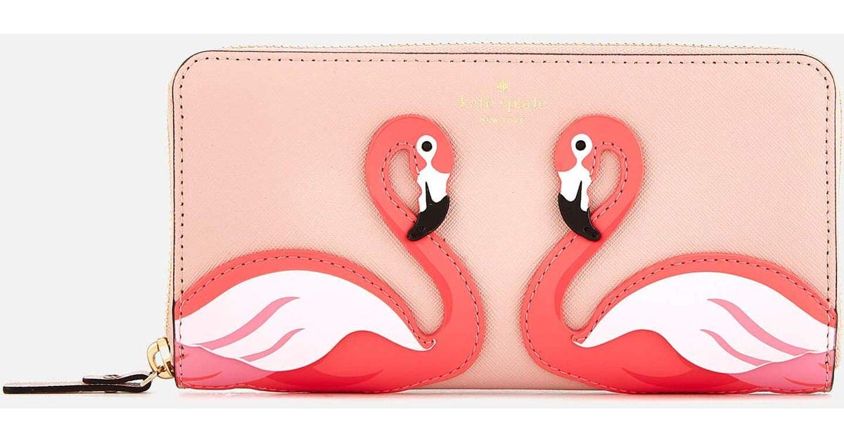 Kate Spade New York Flamingo Lacey