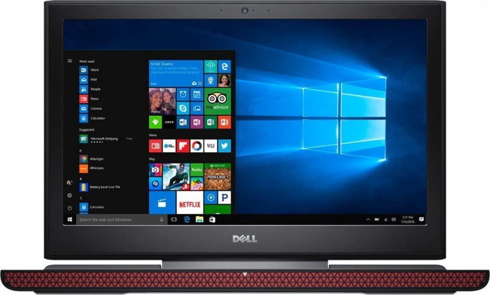 2018 Dell Inspiron 15 7000 Gaming Edition 7567 Laptop Computer (15.6 Inch FHD Display, Intel Core i5-7300HQ 2.5GHz, 32GB RAM, 256GB SSD + 2TB HDD, NVIDIA GTX 1050 TI 4GB Graphics, Windows 10)
