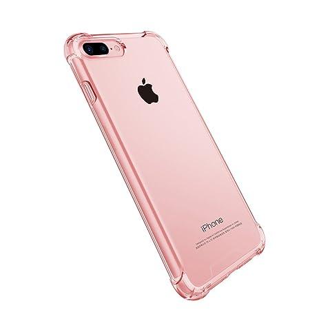 Amazon.com: gertong iPhone 7 Plus 8 Plus funda cuatro ...