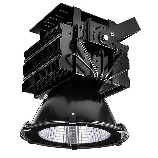 EEJJAAYY Lámparas solares,Aleta Reflector De Alta Potencia 500W ...