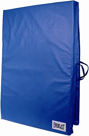 Everlast 8050 Folding Exercise Mat Blue 2x6