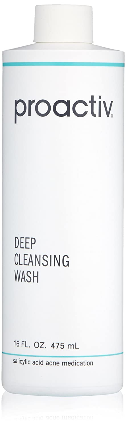 Proactiv Deep Cleansing Wash, 16 Ounce (90 Day)
