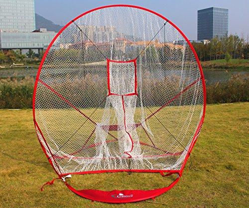 Galileo 7X7Baseball Net Softball Hitting Batting Cage Nets Backstop  Training Equipment Heavy Duty Netting for Pitching Pitchers