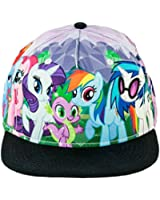 My Little Pony Sublimated Snapback Hat