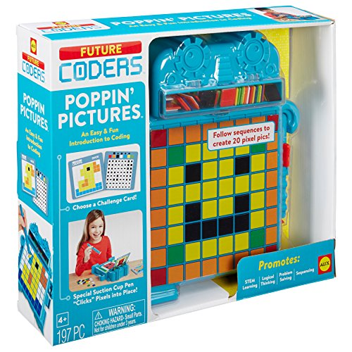 ALEX Toys Future Coders Poppin' Pictures Coding Skills Kit supplier