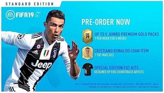 FIFA 19 - PlayStation 4 [Importación inglesa]: Amazon.es: Videojuegos