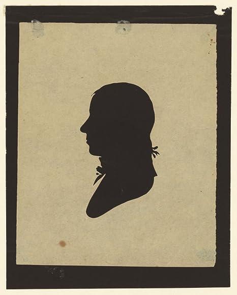 1761 foto de silueta de hombre mirando a la izquierda, no. 2 ...
