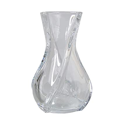 Amazon Com Baccarat Serpentin Small Vase 1791405 By Baccarat Home