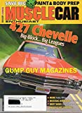 MuscleCar Enthusiast August 2004 Magazine 427 CHEVELLE BIG-BLOCK..BIG LEAGUES Save Big Paint & Body Prep MUSTANG OVERLOAD: 40TH BASH More Yenko VINs