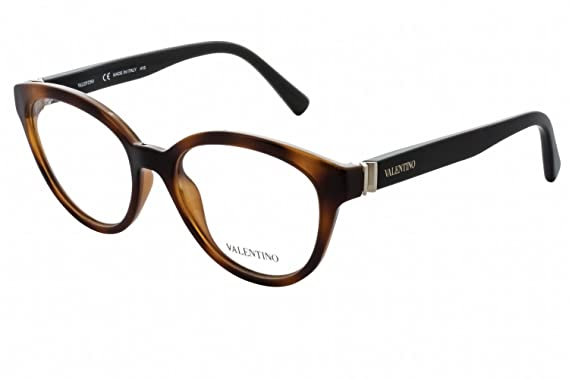 e86c4bf2f89c Image Unavailable. Image not available for. Color  Eyeglasses VALENTINO V  2701 725 BLONDE HAVANA