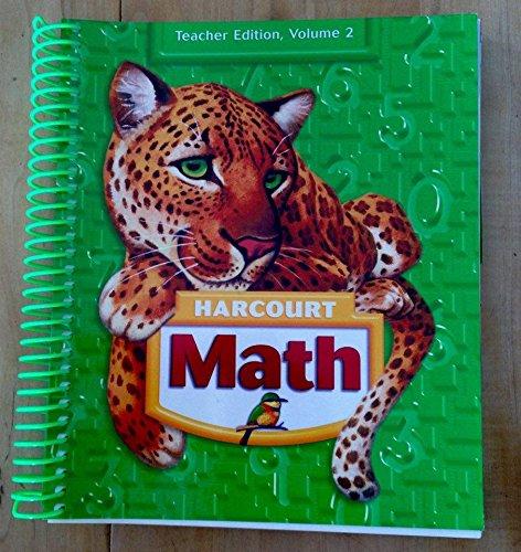 Download Harcourt Math, Vol. 2, Grade 5, Teacher's Edition pdf epub