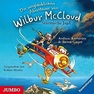 Stürmische Jagd: Die unglaublichen Abenteuer von Wilbur McCloud Hörbuch