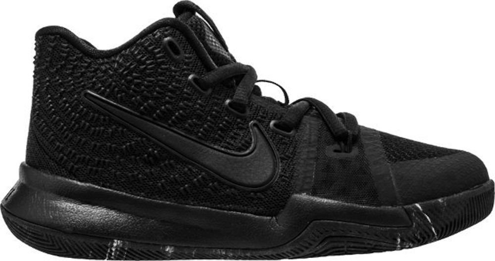 pretty nice cab56 e32e4 Nike Kids Kyrie 3 PS Basketball Shoe (3) Black
