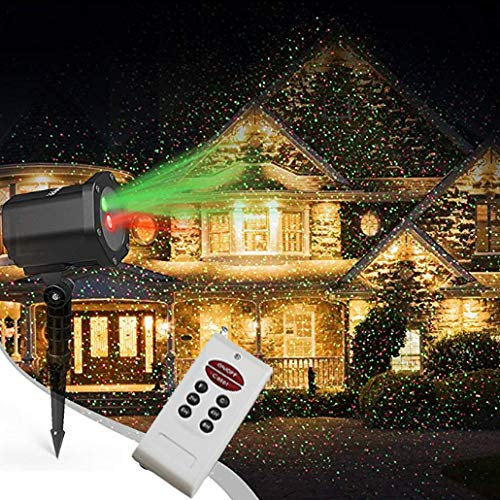 SerBlue Luces de Proyector de Navidad de Halloween ...