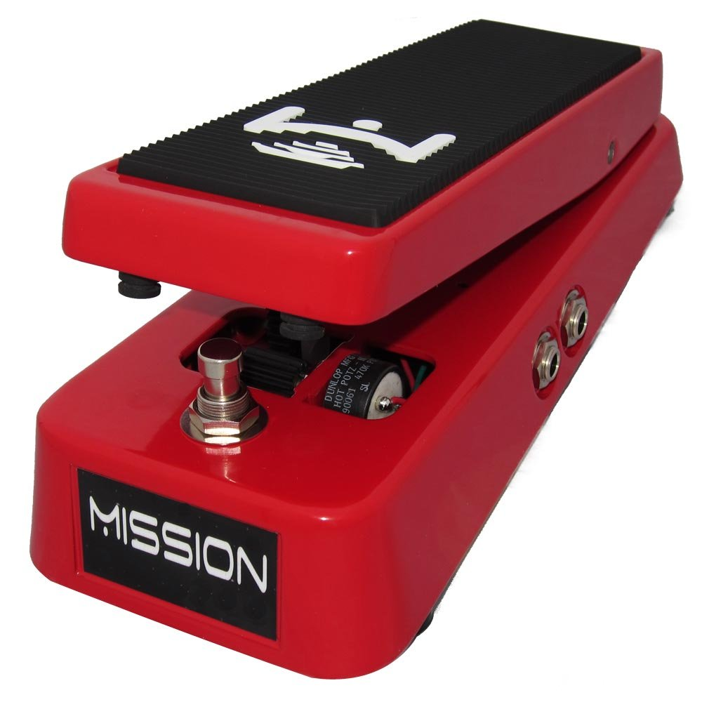 Mission Engineering SP-1-RD Expression Pedal - Red SP1RD