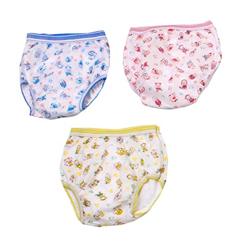 Baby Waterproof Breathable Cotton Cloth Diaper Reusable Training Pants