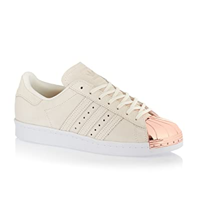 adidas superstar 80s metal toe beige