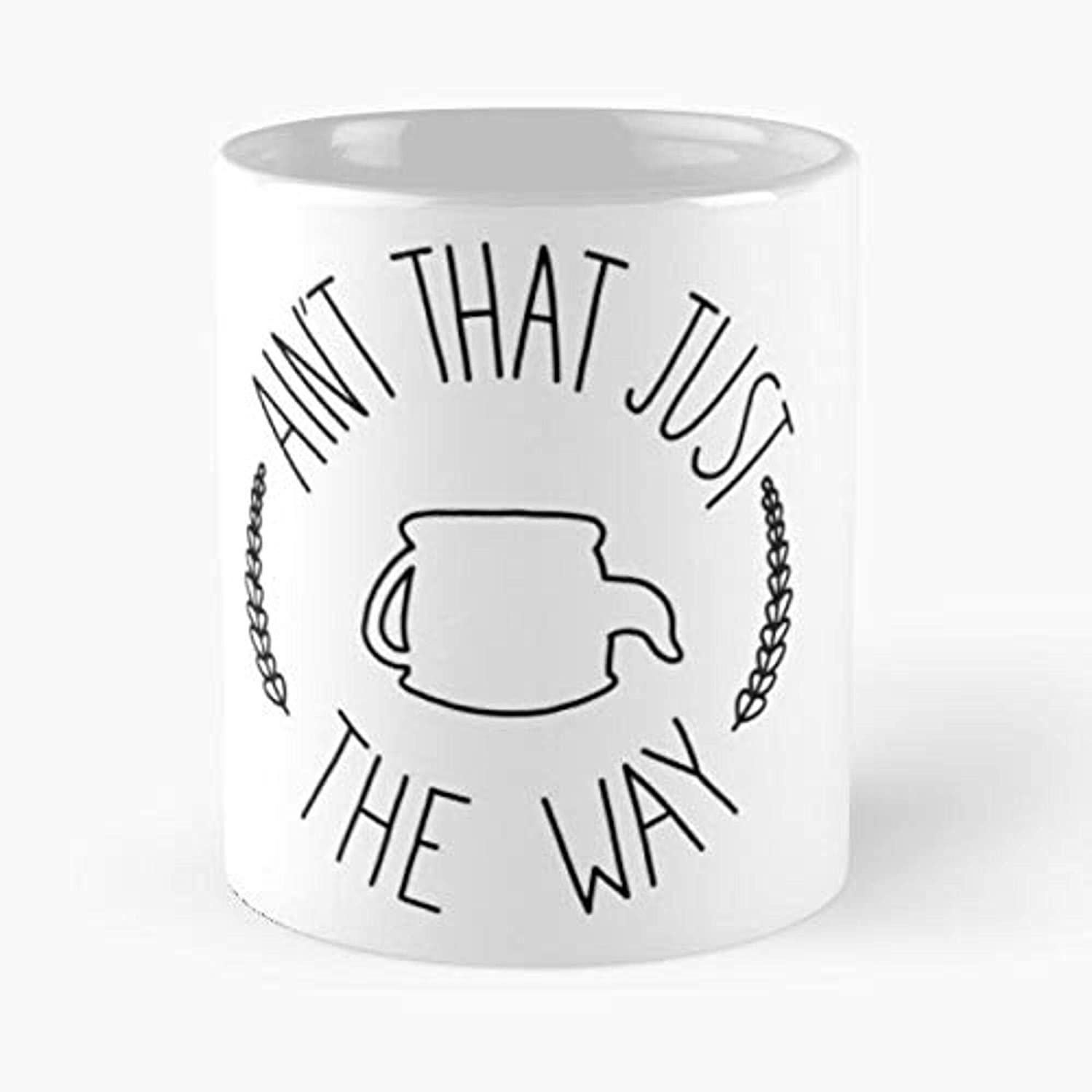 Greg Steven Cartoon Universe Over Wall That Just Wirt Beatrice Network The Way Aint Garden Best Mug Holds Hand 11oz Made From White Marble Ceramic ULJX1P