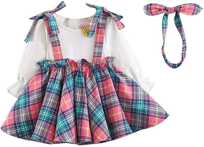 LuccyOne -Falda Vestido De NiñA De 3 AñOs para Boda, Vestido De ...