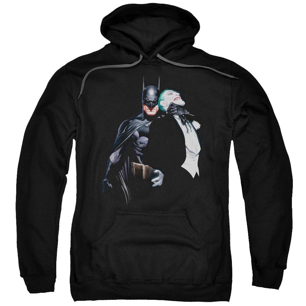 Batman - - Männer Joker Choke Pullover Hoodie