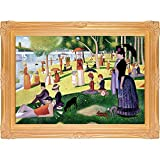 Framed paintings arrive ready to hang on your wall with hanging hardware included. Manufactured in China. Enjoy the beauty and color of this painting.